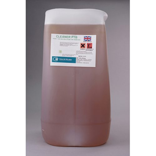 CW - Cleaner PTB (25ltr)