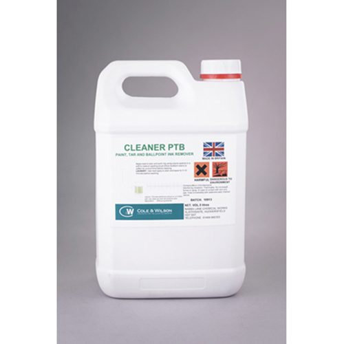 CW - Cleaner PTB (5 Litres)