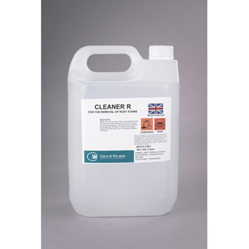 CW - Cleaner R - RUST REMOVER (5 Ltr)