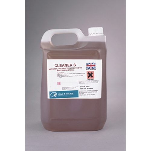 CW - Cleaner S (5 Litres)