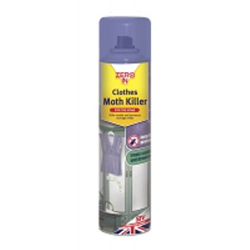 Moth Killer - AERSOL (300ML) x 6