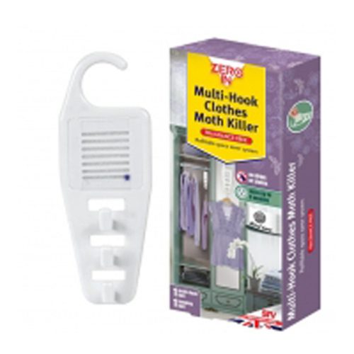 Moth Killer - MULTI HOOKS x 12