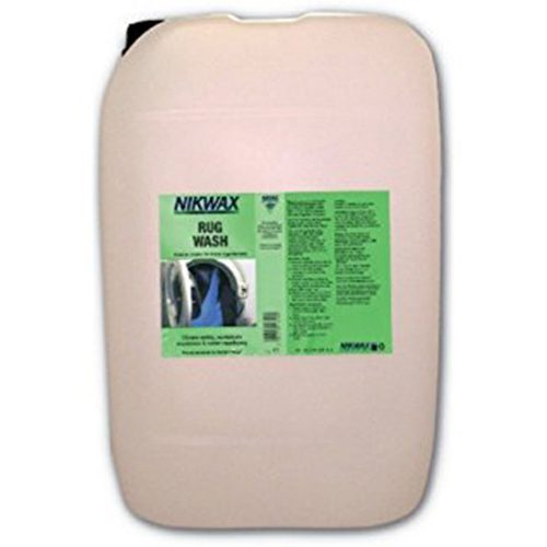 NIKWAX - Equipment - Rug Wash - 25Ltr - (1)