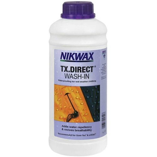 NIKWAX - Textile - Direct Wash IN - 1Ltr - (6)