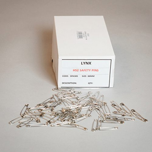 Pins - Safety - HS2 (56051) - 38mm (STANDARD) x10grs