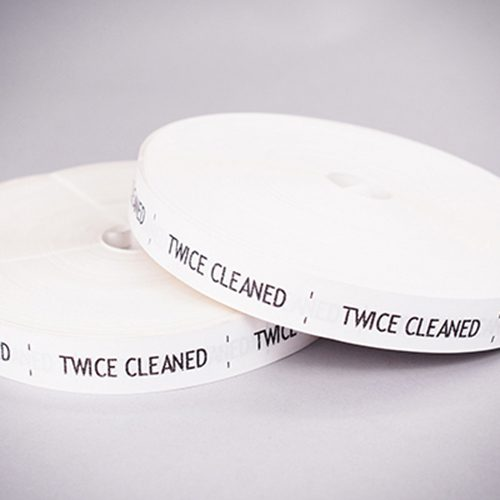 Tuff Tape - (TWICE CLEANED) - White