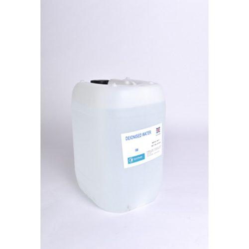CW - De - Ionised Water (25ltr)