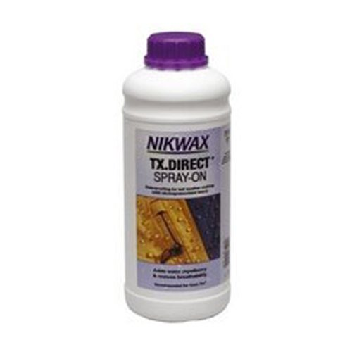 NIKWAX - Textile - Direct Spray - 1Ltrl - (6)