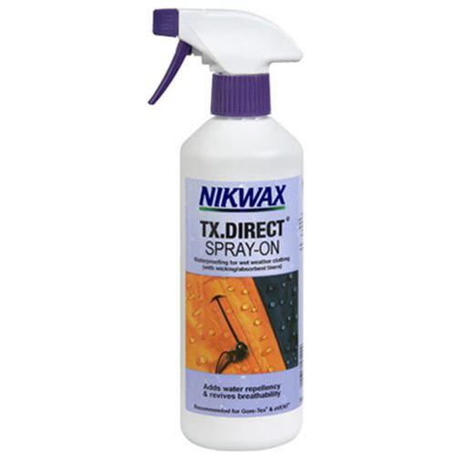 NIKWAX - Textile - Direct Spray - 500ml - (12)