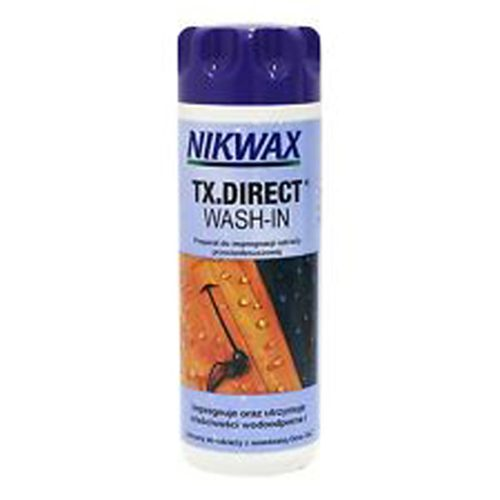 NIKWAX - Textile - Direct Wash IN - 300ml - (12)