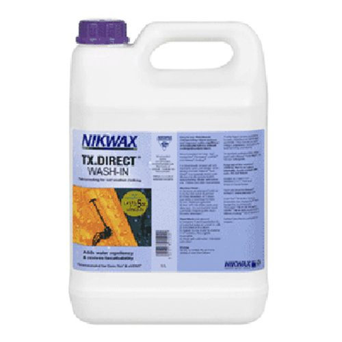 NIKWAX - Textile - Direct Wash IN - 5Ltrl - (1)