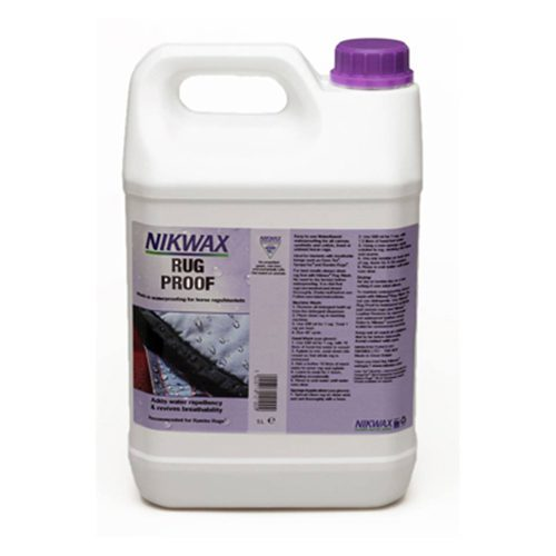 NIKWAX - Equipment - Rug Proof - 5Ltr - (1)