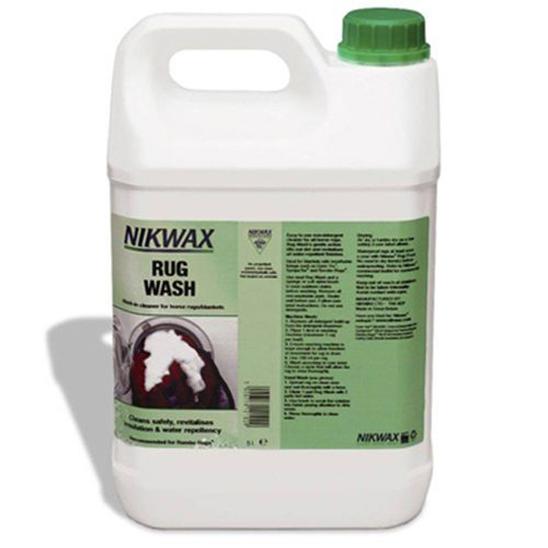NIKWAX - Equipment - Rug Wash - 5Ltr - (1)