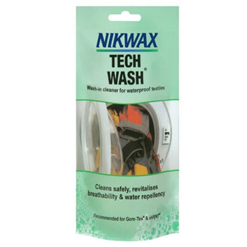 NIKWAX - Textile - Tech Wash POUCH - 100ml - (12)