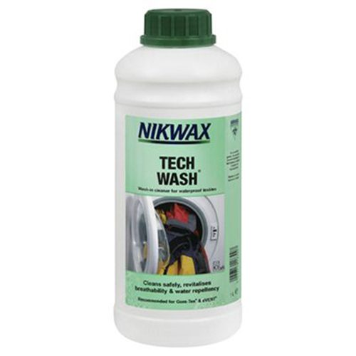 NIKWAX - Textile - Tech Wash - 1Ltr - (6)