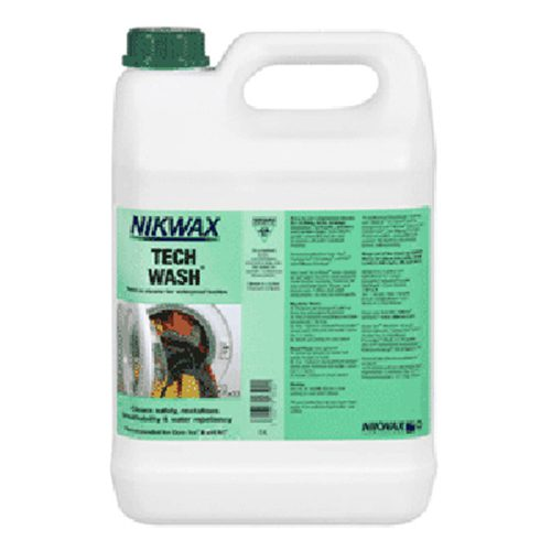 NIKWAX - Textile - Tech Wash - 5Ltr - (1)